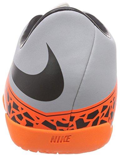 Nike Hypervenom Phelon Ii Herren Fußballschuhe Grau (Wolf Grey/Total Orange-Blk-Blk 080)