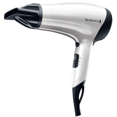 Remington D3015 Asciugacapelli Power Volume, 2000 W, Bianco