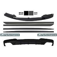 KITT® COCBSBMF10MPDOTHDG - Kit de extensión de conversión MP con alerón, faldas laterales,