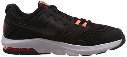 Nike - Air Max Crusher 2, Scarpe da corsa Unisex – Adulto Nero (Schwarz (Black/Hyper Orange/White/Metallic Dark Grey))