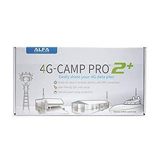 ALFA 4G CampPro 2+ Kit - R36AH, Tube-U4Gv2, AOA-4G-5AM Plus Zubehör