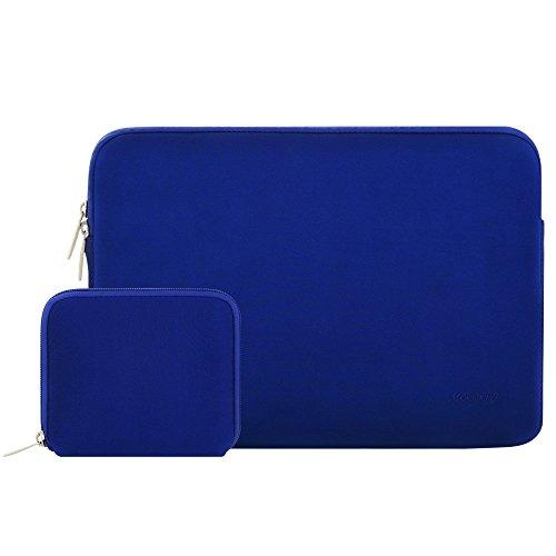 MOSISO MacBook Laptop Sleeve, Water Repellent Lycra Cover Housse Sac pour 11-11,6 pouces MacBook Air, Ultrabook Netbook Tablette avec un petit boîtier...