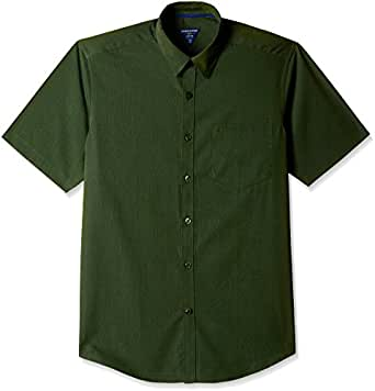 Indigo Nation Men's Formal Shirt (8907372724317_1ISE689144_44_Green)