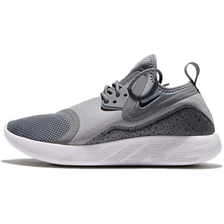Nike W Lunarcharge Essential Sportives, – Chaussures Sportives, Essential Femme, Gris – Cool Grey/Black-Wolf Grey - B072JW1DNV - ea7af3