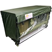 Scratch and Newton 5ft Chartwell Single Hutch Hugger 153x65.5x63