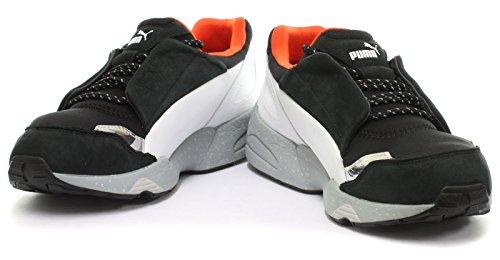 Puma Alexander McQueen MCQ Lace Disc Femme Baskets / Sneakers Black-White