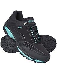 215b40b1e0f95 Mountain Warehouse Zapatillas Impermeables Collie para Mujer - Calzado  liviano para Damas