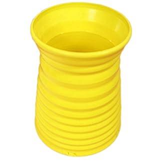 Cdet Plástico pequeño jarrón decoración de la Sala de Estar insertado Flor imitación cerámica jarrón Flores cestas