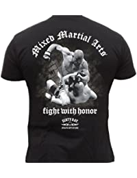 MMA Fighter camiseta hombre DT4 (M)