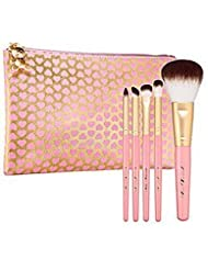 Too Faced Teddy Bear Hair Professional 5 Piece Brush Set by Too Faced