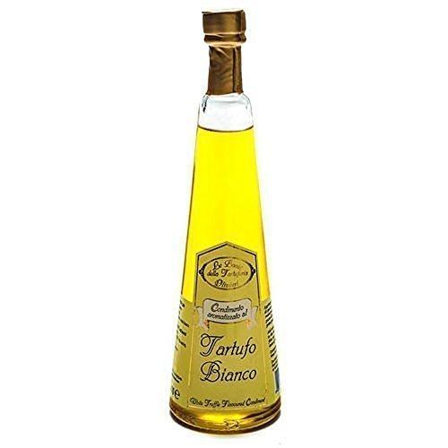 Olio extravergine di oliva aromatizzato al tartufo bianco 100ml