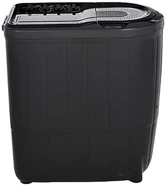 Whirlpool 7 Kg 5 Star Semi-Automatic Top Loading Washing Machine (SUPERB ATOM 7.0, Grey Dazzle, TurboScrub Technology)