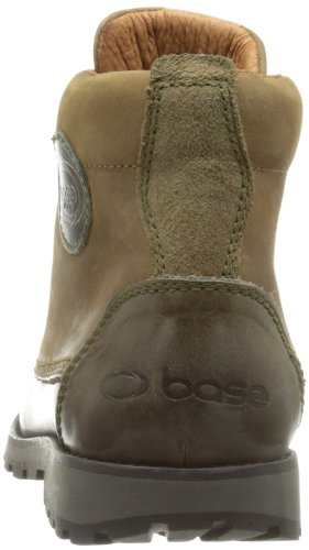 Base London ,  Herren combat boots Oliv
