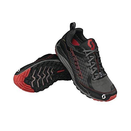 Scott Zapatillas de running para hombre Kinabalu GTX 2,0/Red (Black negro, rojo-) 239030-42,5 9,0 Eu-US