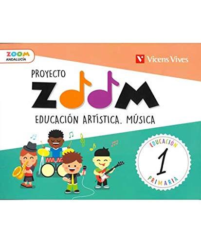 EDUCACION ARTISTICA MUSICA 1 ANDALUCIA (ZOOM)