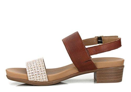 Mephisto P5122464 Sandalo tacco Donna Argento