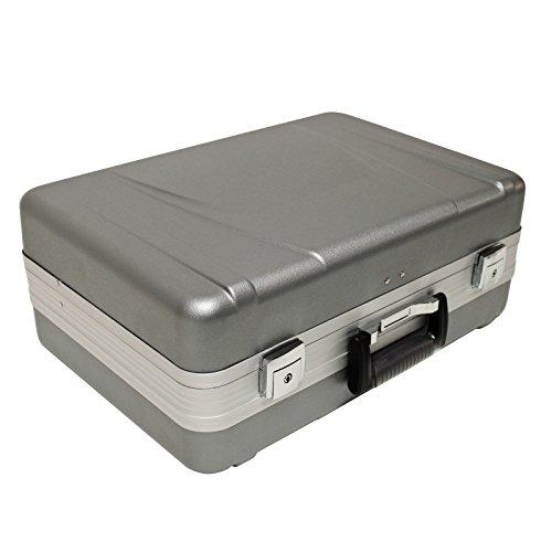 DEMA Werkzeugkoffer ABS grau 6+ - 7