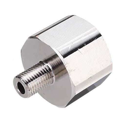 HELEISH CO2-Zylinderregler-Adapter-Anschluss für Sodastream-Maschinenzubehör Heiß Zubehörwerkzeug