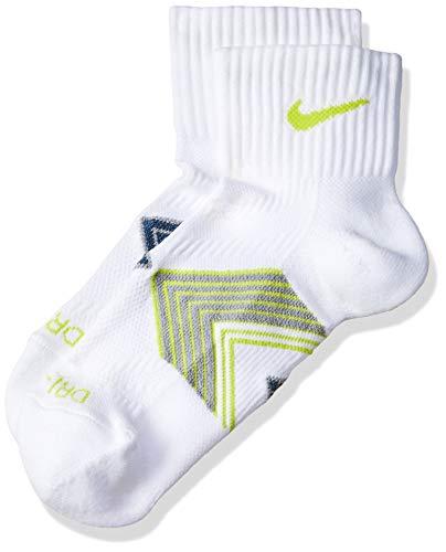 Dri-fit Quarter Socken (Nike Unisex Training Socken Quarter Dri Fit Cushioned, mehrfarbig, S, SX4751 143)