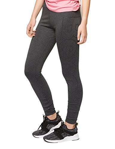 Bench Leggins CORP PRINT LEGGINGS Winter Antracite Marl L