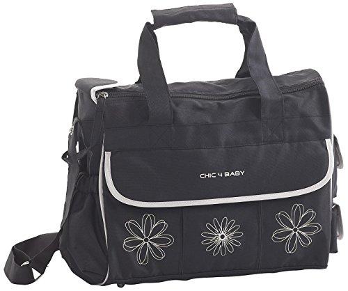 Preisvergleich Produktbild CHIC 4 BABY 40540 Wickeltasche Luxury, schwarz