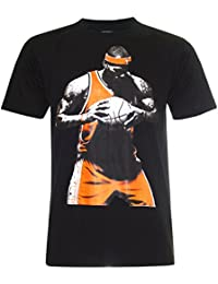 PALLAS Men's Lebron James Basketball Sport T-Shirt -PA040
