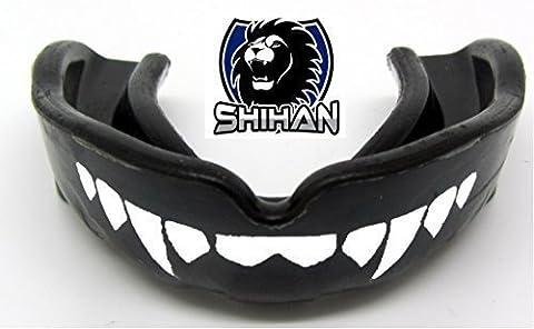 Junior Noir Sensei J Signature Gum Shield 'fangs-dracula- dents –'