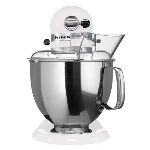 KitchenAid Küchenmaschine Artisan weiß 5KSM150PSEWH | Sous-Vide Chef