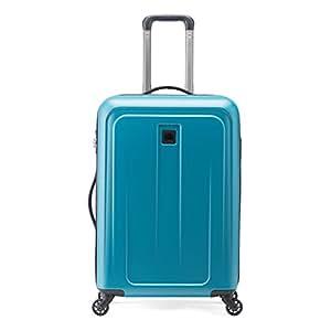 delsey paris epinette bagage cabine 55 cm 44 l bleu bagages. Black Bedroom Furniture Sets. Home Design Ideas
