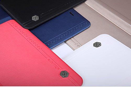 Nillkin Rain Series Leder Schutzhülle für Apple iPhone 6Plus–parent weiß