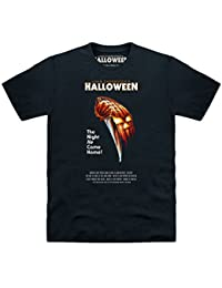 Official Halloween T-shirt Movie Poster, Pour homme