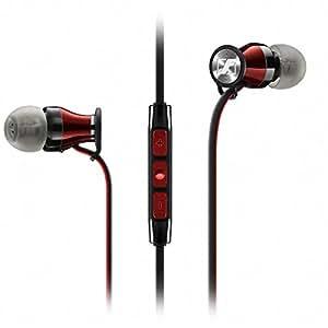 Sennheiser Momentum In-Ear i Kopfhörer, schwarz, für iPhone/iPod/iPad