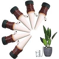 Cône d'arrosage Wady - Distributeur d'eau pour plantes d'intérieur - Arrosage automatique pour plantes - Lot de 6