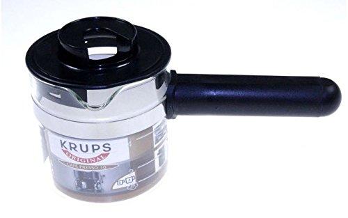 Glaskanne Espressokanne Kaffeemaschine Espressomaschine ORIGINAL Krups F0274200