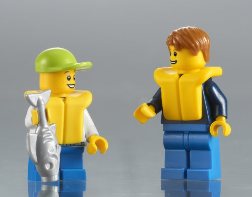 LEGO City 4642 - Fischerboot