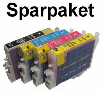 10 x Kompatibel Patronen Epson D68 D88 DX3800 DX3850 DX4200 DX4250 DX4800 DX4850 #9156