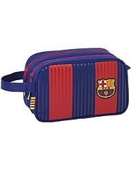 FC Barcelona trousse, 26cm, bleu/bordeaux