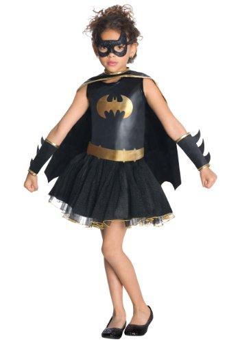 Kinder Größe Tutu Batgirl Kostüm Small 3-4 -