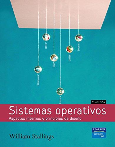 Sistemas operativos: Ejercicios resueltos por William Stallings
