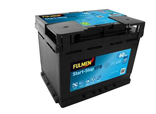 FULMEN - Batterie EFB FULMEN FL600