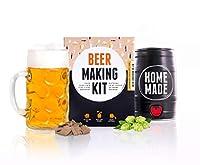 Brewbarrel est la façon la plus rapide et la plus simple de faire sa propre bière, chez soi. C'est un cadeau exceptionnel en toute occasion. Le kit contient un fût de cinq litres et tous les ingrédients nécessaires pour brasser votre propre bière....