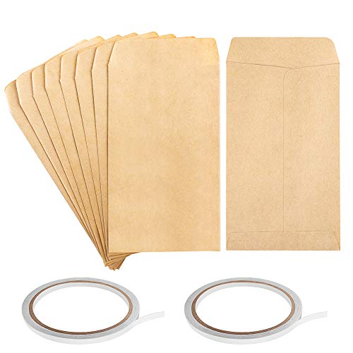 WXJ13 200 Pack Coin Envelopes Sm...