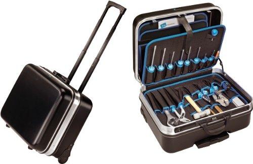 Preisvergleich Produktbild Unimet Werkzeugkoffer, 1 Stück, schwarz, UM771578