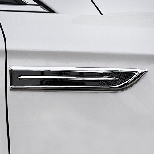 SPA New style! ABS Chrome trim Badge decoration sport For BMW M3 M5 E36 E39 E46 E30 E60 E90 E92 E53 E34 F10 F30