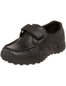 [Patrocinado]Geox Junior winter snake mocassino J9309B00043C6009 - Zapatos de cuero para niño