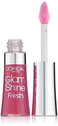 L'Oréal Paris Glam Shine Fresh Lipgloss, 183 Aqua Pomegrante