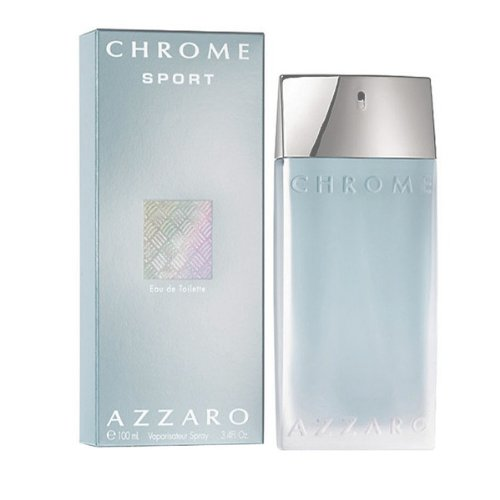 AZZAR0 Chrome Sport Eau de Toilette 100 ml
