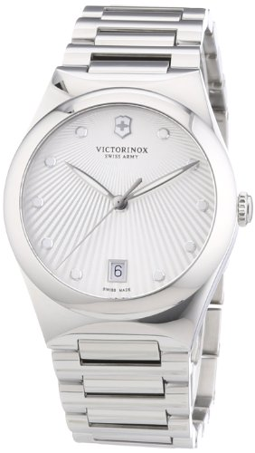 Victorinox Swiss Army 241630 - Orologio da polso donna, acciaio inox, colore: argento