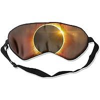 Eye Mask Eyeshade Solar Eclipse Sleep Mask Blindfold Eyepatch Adjustable Head Strap preisvergleich bei billige-tabletten.eu