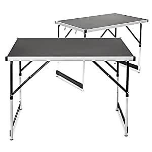 Relaxdays 10018241 Lot de 2 Tables pliantes